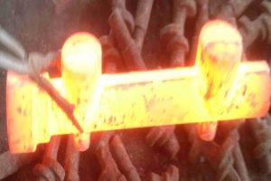 Lubricator Forging